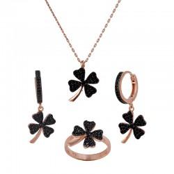 Dört Yapraklı Yonca Mini Set